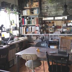 いろんな椅子/ダルトン/トリベット/照明/椅子 /テーブル/... こんにちは。 我が家のLDKのダイニング…(1枚目)