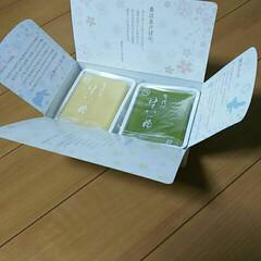 枕草子/生八ツ橋/和菓子 じゃーん(笑) 開封