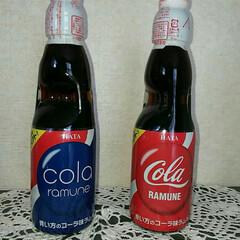 コーラ/ラムネ こんな飲み物買いました。  コ○コーラと…