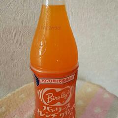 オレンジジュース/飲み物/ジュース 「限定復刻1970年代の味わい」 「バャ…