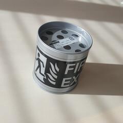 リメイク/灰皿リメイク/灰皿/DIY/貼るだけDIY/貼るだけ/... 気に入った灰皿が無かったので セリアで購…(2枚目)