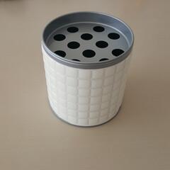 リメイク/灰皿リメイク/灰皿/DIY/貼るだけDIY/貼るだけ/... 気に入った灰皿が無かったので セリアで購…(3枚目)