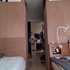 寝室収納/DIY