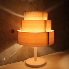 北欧インテリア/北欧風/木製照明/間接照明/DIY/キット/... TREE  W260×D260×H355…