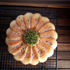 スイーツ/手作りおやつ/マーガレット/焼き菓子/ケーキ/レモンケーキ この焼き上がりが大好き❤️ マーガレット…