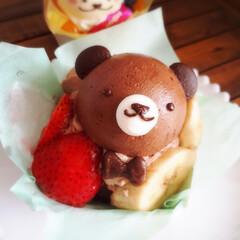 ブールミッシュ/チョコレートムース/くま/チョコレート/ケーキ/スイーツ/... BOUL'MICHの新作 🐻のチョコレー…