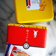 お中元/スイーツ/阪急百貨店/焼き菓子/ガトーフェスタハラダ/ラスク/... 御チュウ元 こんなの可愛い過ぎるぅぅ(>…