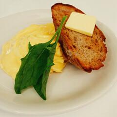 スクランブルエッグ/bill's/朝食/グルメ/福岡 これが、 あの世界一の朝食🍴 「bill…