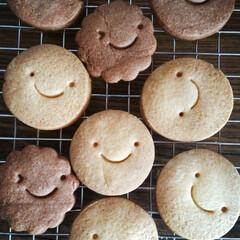 クッキー/スマイル/ハンドメイド/グルメ/フード/スイーツ 笑顔いっぱい♥