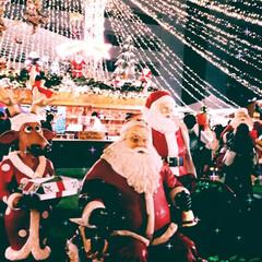 福岡/イルミネーション/クリスマス/クリスマスツリー/おでかけ/旅行/... 一気にX'masモード全開です💨 そびえ…(3枚目)