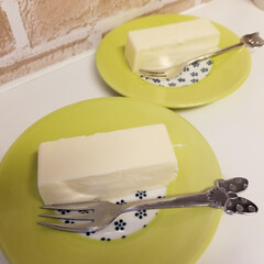 グルメ/業務用スーパー/チーズケーキ/わたしのごはん 業務スーパーで大人気! 話題の「リッチチ…(2枚目)