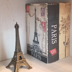 エッフェル塔/パリ/インテリア/雑貨 雑貨好きならエッフェル塔が好きという方も…