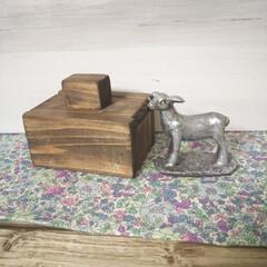 クリップ収納/文具収納/木製/フォロー大歓迎/ハンドメイド/DIY/... 妹のアイデアが、あおまし流に変換されまし…