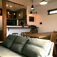 おうちカフェ/カフェ/カフェ風インテリア/DIY/インテリア/家具/... ローアングル^ ^