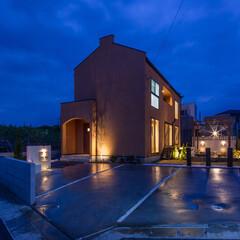 ランドスケープ/庭/外構/家づくり/住空間/リゾート/... Resort in Life』。日本とバ…