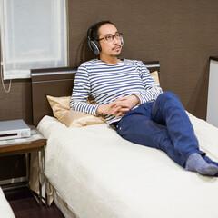 USEN/BGM/有線放送/ベッドルーム/寝室 忙しい毎日にストレスを感じながらも頑張っ…