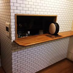 ブルックリン/カフェ/サブウェイタイル/サンゲツ/リフォーム/DIY ブルックリン カフェ計画スタート☕️ 先…