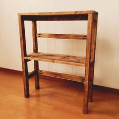 家具/ハンドメイド/インテリア/DIY/ヴィンテージ/男前/... 良いサイズ感で、可愛くできました。