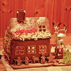 クリスマス/フィンランド/ジンジャークッキー フィンランドでは、クリスマス準備として、…