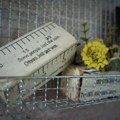 「廃材の角材で作った雑貨です(*´ω`) …」(1枚目)