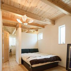 住まい/一戸建て/リフォーム/部屋/ベッドルーム H様邸の生活環境を快適に!夏は涼しく、冬…