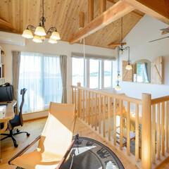 注文住宅/住宅設備/住宅購入/無垢/木材/無垢材/... 完成して1年半、K様邸を訪問すると、屋根…