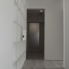 モダン/シンプル 創作棚はなんと4.5mmの薄さの鉄板を溶…