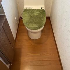 トイレ/カインズホーム/暮らし/DIY 今朝、najaさんが投稿していたのを見て…