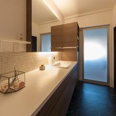 洗面台 ホテルライクな洗面台はもちろんオリジナル…