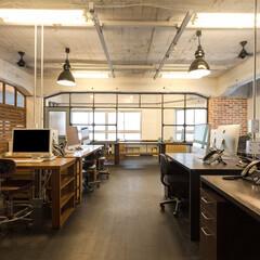 アメリカンモダン/中古リノベ/店舗リノベ/店舗デザイン/ヴィンテージ/かっこいい空間/... 店舗をヴィンテージなアメリカンモダンにリ…