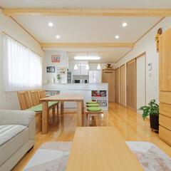 断熱材/自然素材/セルロースファイバー/高断熱住宅/調湿/防虫/... 壁には断熱材として、自然素材「セルロース…