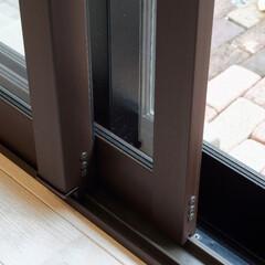 サッシ/窓/インプラス/リクシル/LIXIL/2重窓/... サッシは、「インプラス」を取り付けて2重…