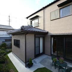 雨漏り/外壁/外装/モルタル/サイディング/カバー工法/... 築35年になる外壁からは雨漏りが見受けら…