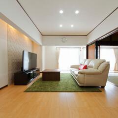昔ながら/日本伝統/建築/古民家/古い家/昔の家/... 昔ながらの田の字和室の1つをリビングに改…