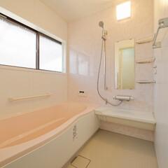 1坪/システムバス/お風呂リフォーム/浴室リフォーム/リクシル/アライズ/... 1坪サイズのシステムバスを入れて、のびの…