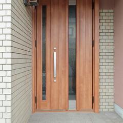 玄関ドア/サッシ/サッシ取り替え/リフォーム 玄関ドアを取り替えて気分一新♪(加古川市…