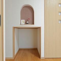 階段下/収納/洋室/リフォーム 階段下を利用した収納スペース(加古川市S…