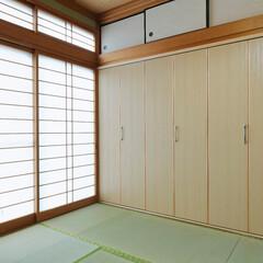 和室リフォーム/和室/襖貼り替え/畳表替え 和室の襖貼り替え・畳表替え(高砂市B様邸…
