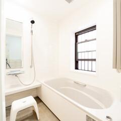 タイル/在来浴室/タカラ/システムバス/ユニットバス/伸びの美浴室/... タイルの寒いお風呂から、タカラのシステム…