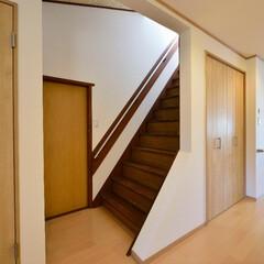 バリアフリーリフォーム/内装リフォーム/廊下/階段 ご高齢の方も安心、快適。可愛らしく温かみ…