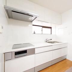 ブロックキッチン/リクシル/システムキッチン/シエラ/キッチン交換/キッチン取り替え/... 古いブロックキッチンから、LIXILのシ…
