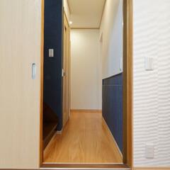 バリアフリー/介護/寝室/トイレ/浴室/廊下/... 足の悪いお母様の寝室から、トイレ・浴室に…