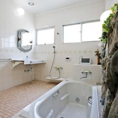 洗面台/リフォーム/水まわり 洗面台はシンプルでコンパクトなものに取り…