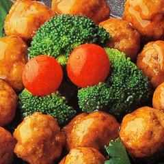イカのゴマだれ炒め/白菜とシーチキン煮/おうちごはん/フード イカときゅうりのゴマだれ炒め 鶏だんごの…(3枚目)
