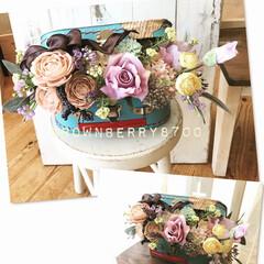 花のある暮らし/花のある生活/花雑貨/花/雑貨/インテリア/... April,9.2018 * *  お気…
