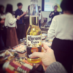 ケータリング/ビール/お寿司/あけおめ/フォロー大歓迎/冬/... 昨日はLIMIAの年明けパーティでした🎉…