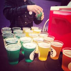 新年会/オリジナルビール/ビール/あけおめ/フォロー大歓迎/年末年始/... 昨日は親会社による新年会でした! オリジ…