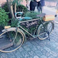 パン/渋谷/自転車/2018/フォロー大歓迎/冬/... 本日LIMIAは仕事納めです😊 ランチに…