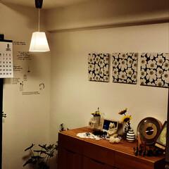 植木鉢/LED電球型ライト/フォロー大歓迎/LIMIAインテリア部/雑貨/LIMIA手作りし隊/... 100均リメイクのライト。ランプシェード…(1枚目)