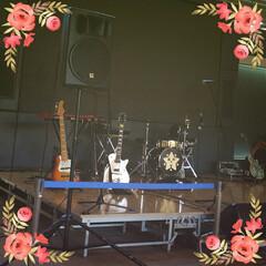 トレッサ横浜/BNV/フリーライブ 昨日、応援しているバンドのフリーライブに…